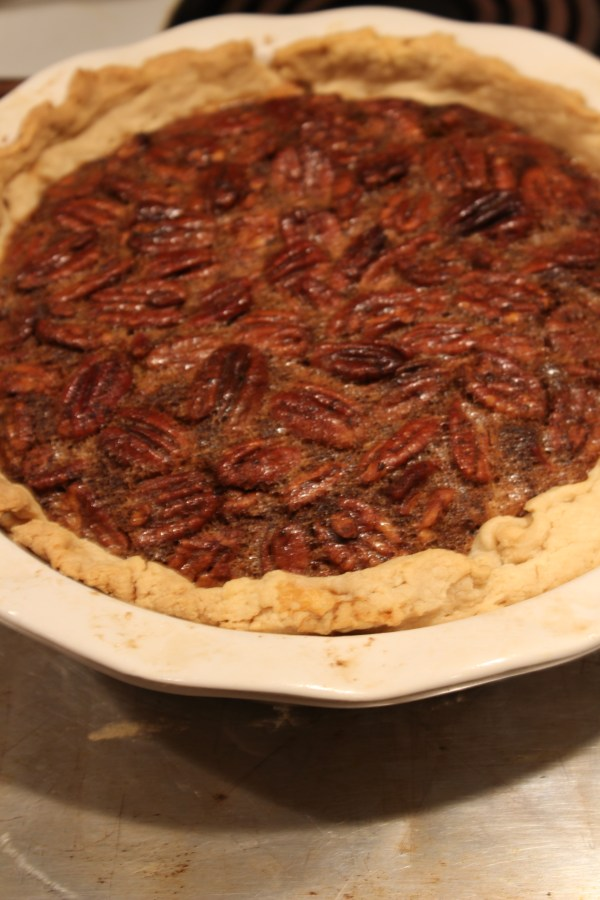 Maple Pecan Pie - In The Kitchen With April