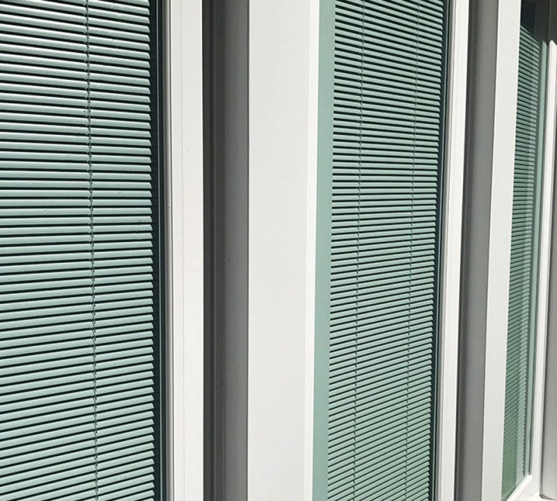 Large Of Windows With Built In Blinds