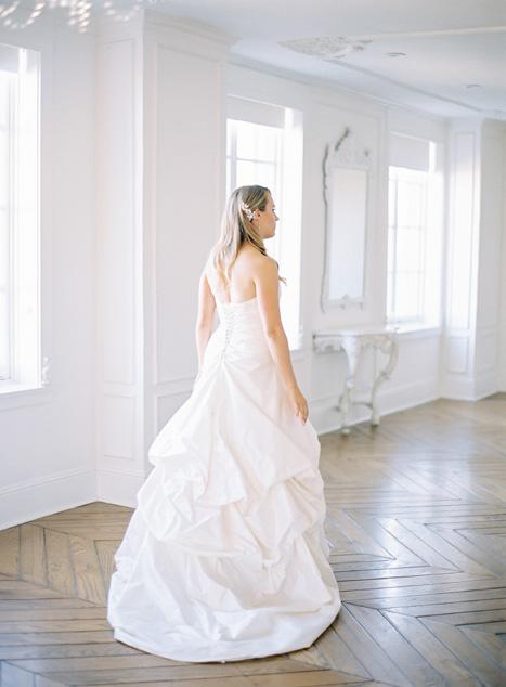 Xu hướng váy cưới 2015