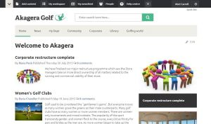 akagera home page