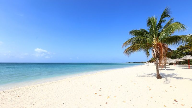 Playa Time  6 of the Best Beaches in Cuba   Intrepid Travel Blog A picturesque beach in La Boca  Cuba