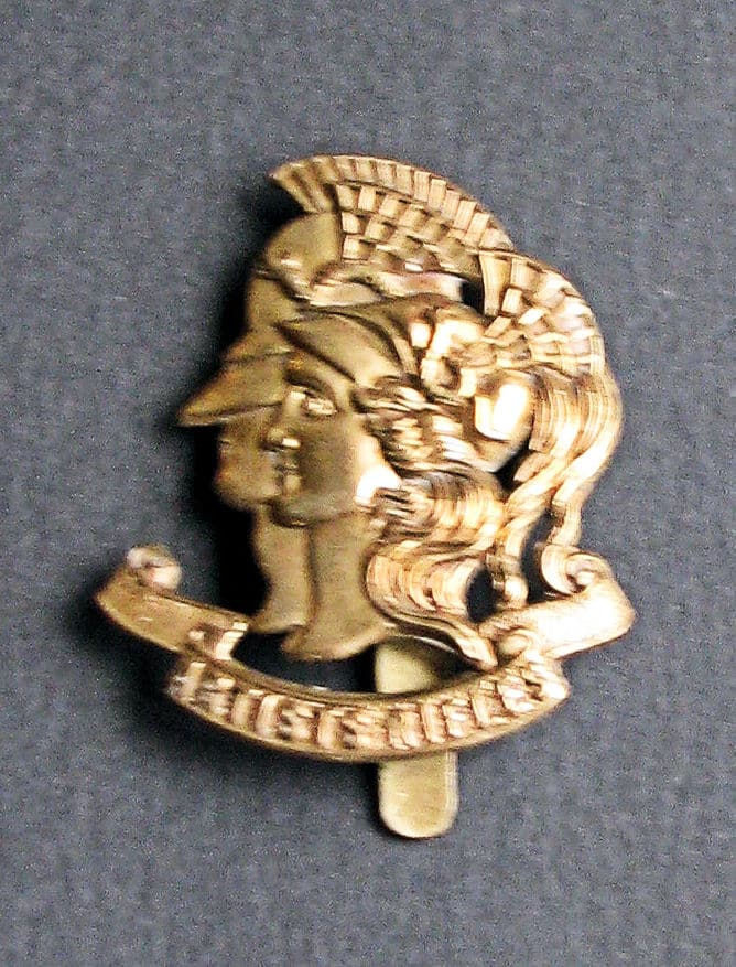 Artists Rifles Cap Badge