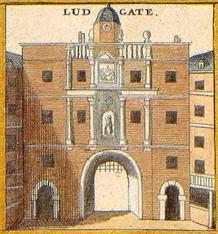 Ludgate Prison