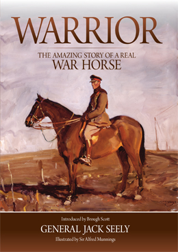 Free Warrior The War Horse Competition @ WDYTYA Live 2012 Show Stand 415