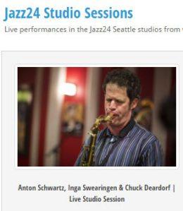 Jazz24studiosessions