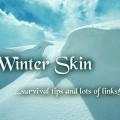Winter Skin healing
