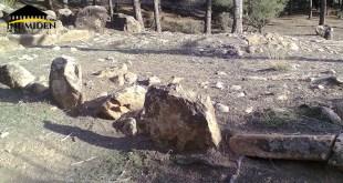 توومولوس أُكتشف قرب سد مدينة قايس