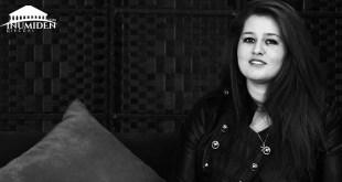 نضال لعمراوي، مدونة وناشطة نسوية وثقافية شاوية
