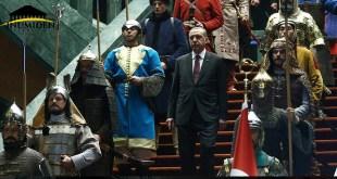"""أردوغان وجيش """"الخلافة"""" حلم البسطاء في دزاير"""