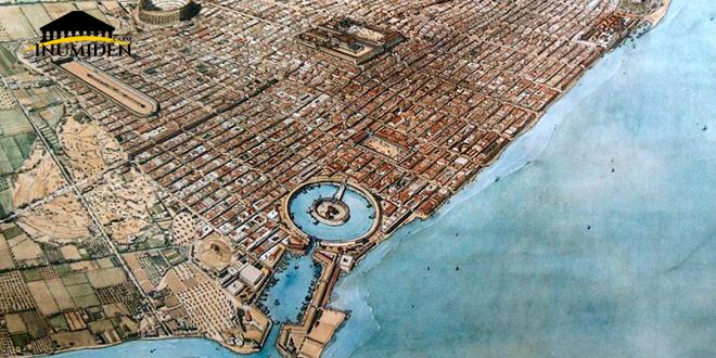 كانت الإمبراطورية القرطاجية في عز قوتها تسيطر على غرب المتوسط  لقرون عديدة
