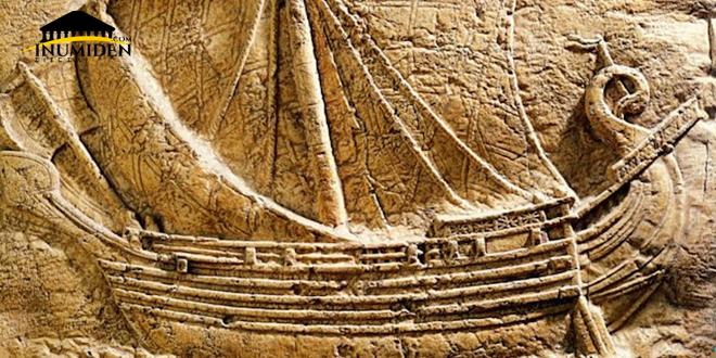 سفينة فينيقية