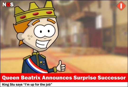 Dutch Queen Abdication