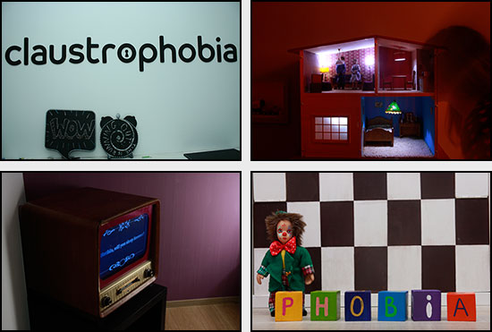 Claustrophobia Escape Photos