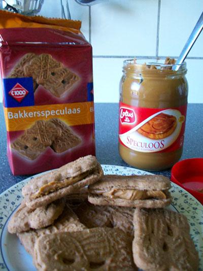 Speculaas Sandwich