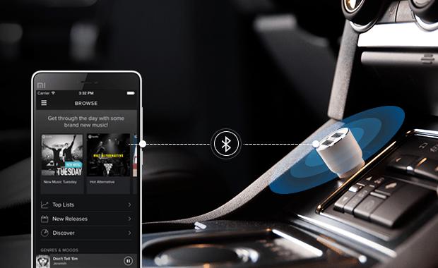 Roidmi 2s: Convierte tu viejo coche en un centro multimedia - Inventos y Gadgets