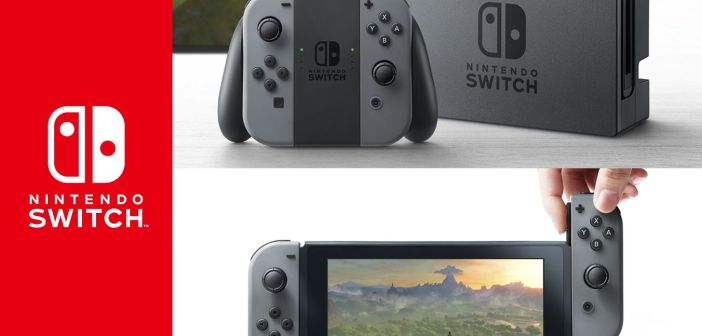 La nueva nintendo switch