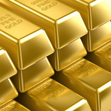 gold bullion ingots