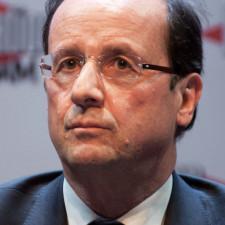 François Hollande, January 2012