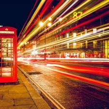 London telephone booth - BREXIT Gold Market