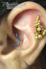 Daith Piercings INVSELF12