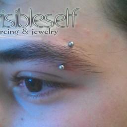 Eyebrow Piercings INVSELF4