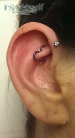 Rook Piercings INVSELF3