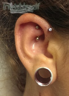 Rook Piercings INVSELF4
