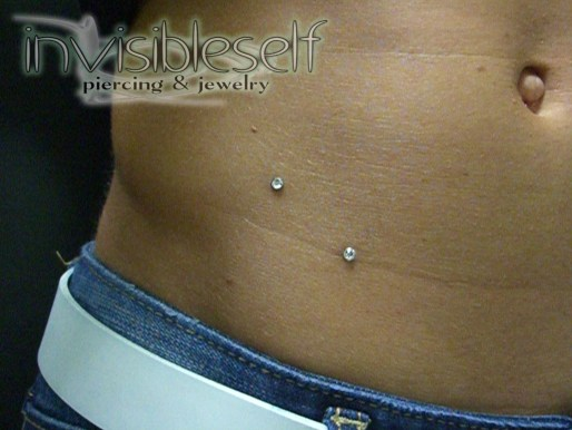 Surface Piercings INVSELF23