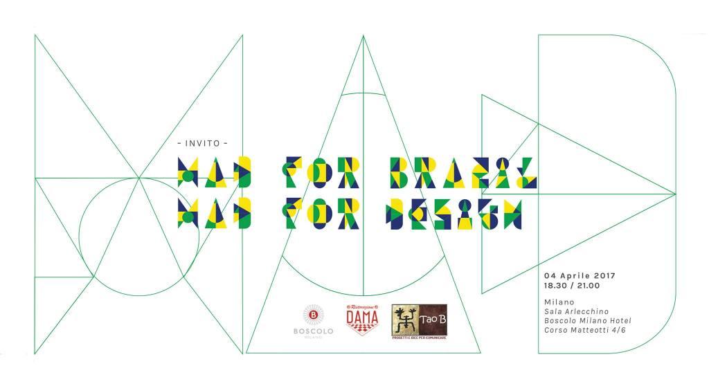 Dal 4 al 9 Aprile MDW17 LANDSCAPING DESIGN @ Boscolo Hotel