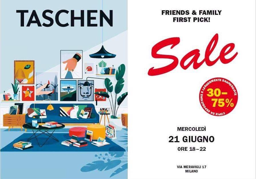 21.06. Taschen Preview Summer Sale 2017