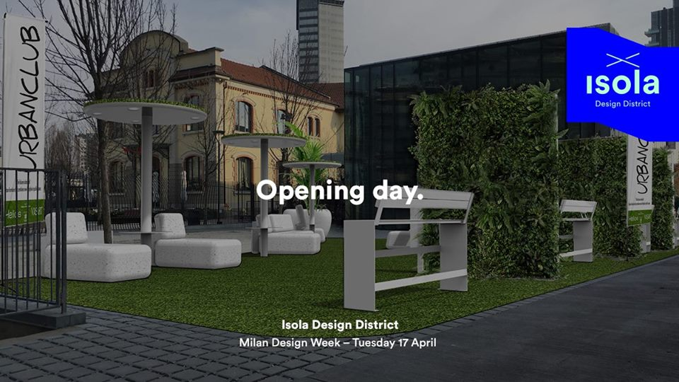 Isola Design District 2018 – Opening day
