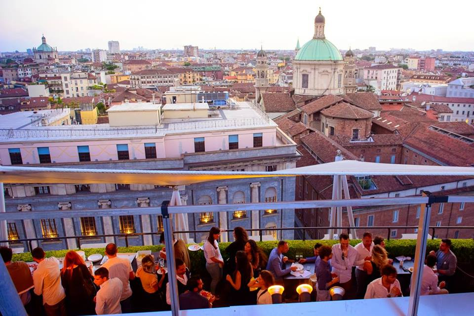 14.07 Rooftop Cocktail Party | Serata Speciale Ca' del Bosco