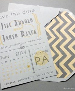 Jill Save the Date