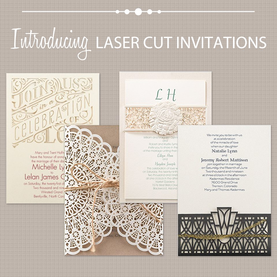 laser cut wedding invitations online laser cut wedding invitations online whole laser cut gatefold from china library themed wedding invitations
