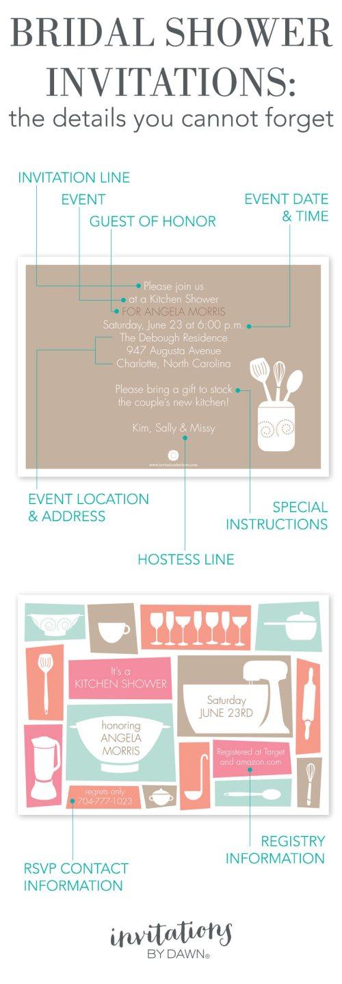 Medium Of Bridal Shower Checklist