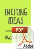 Inciting Ideas: Handbook for Innovation (Digital Download – PDF)