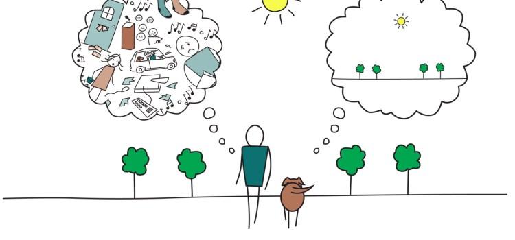 Despre mindfulness. Sau cum invatam impreuna sa traim in prezent
