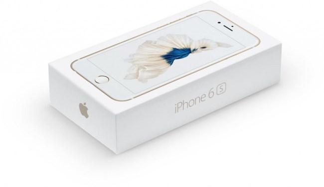 iphone 6s caja