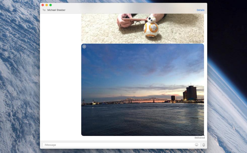 OS X 10.11.4 beta 2 con Live Photos