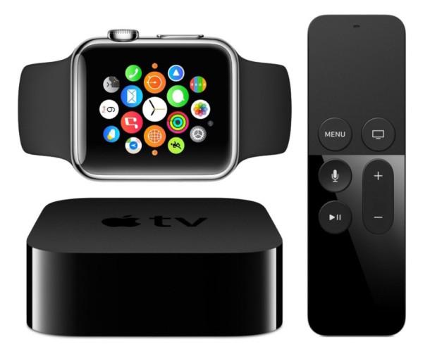 Apple Watch y Apple TV