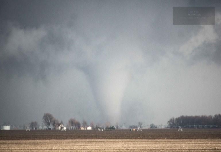 Tornado Ashton Illinois
