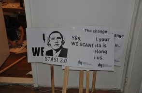 Obama, yes we scan