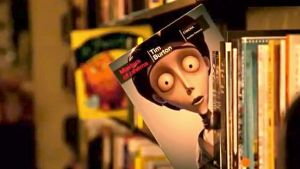 Book Tim Burton