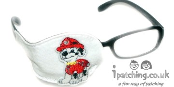 Paw_Patrol_On_White_Plastic_Frame_Orthoptic_Eye_Patch