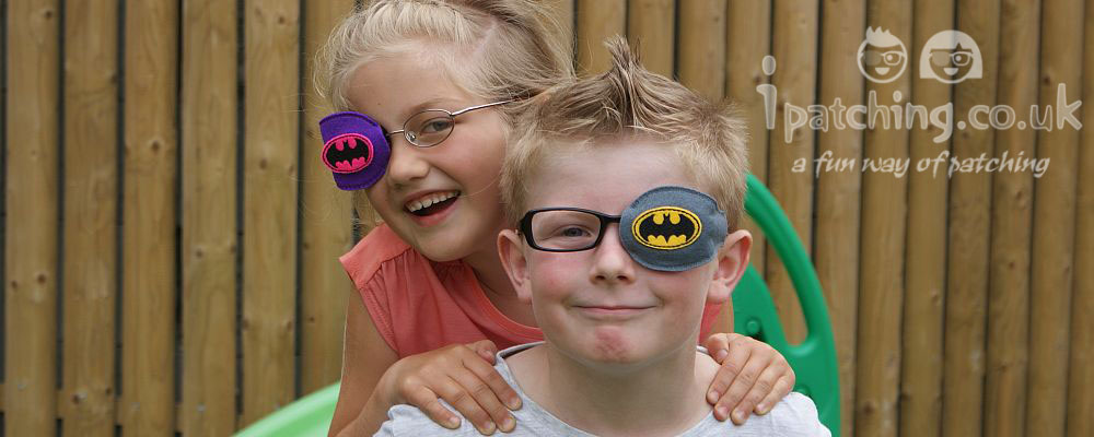 Batman Eye Patch