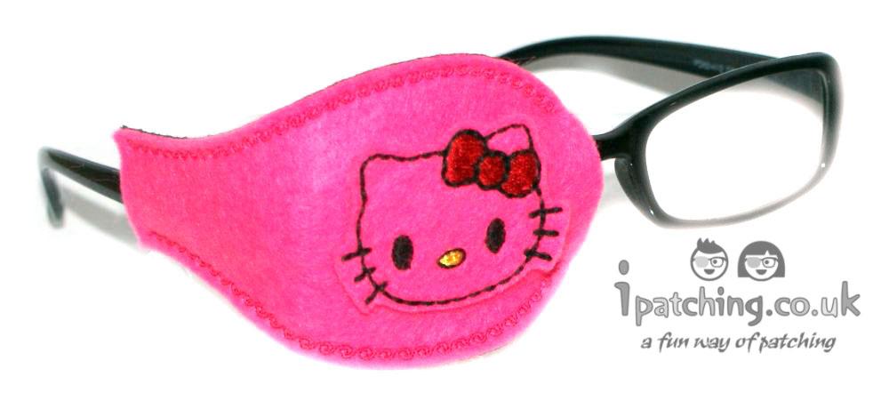 Hello Kitty Eye Patch
