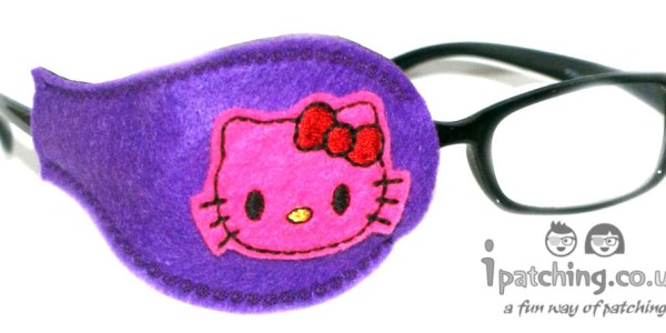 Hello Kitty Eye Patch