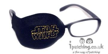 Star Wars eye Patch