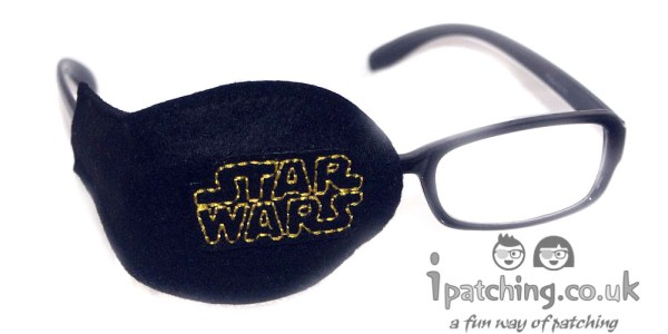 Star Wars eye Patch