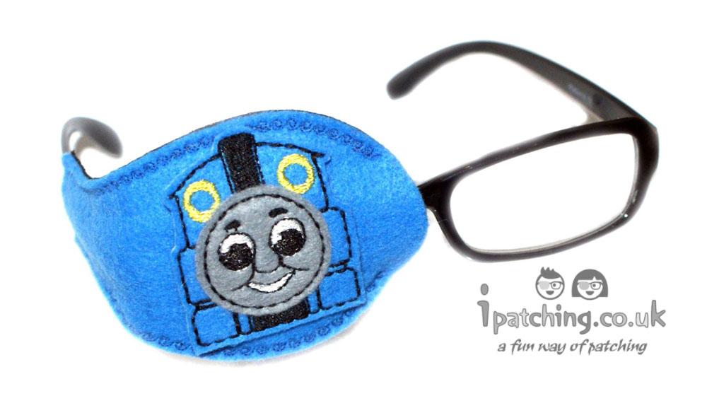 Thomas The Tank Engine Eye Patch